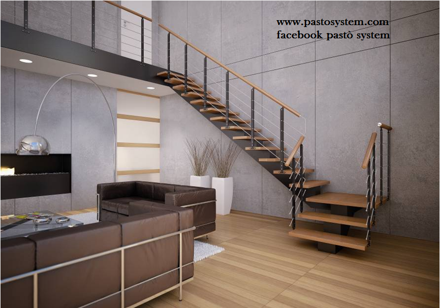 Famoso Scale e ringhiere Archivi | Pasto System | Pasto System WX45